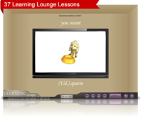 learning lounge screenshot