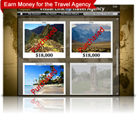 visual link travel agency